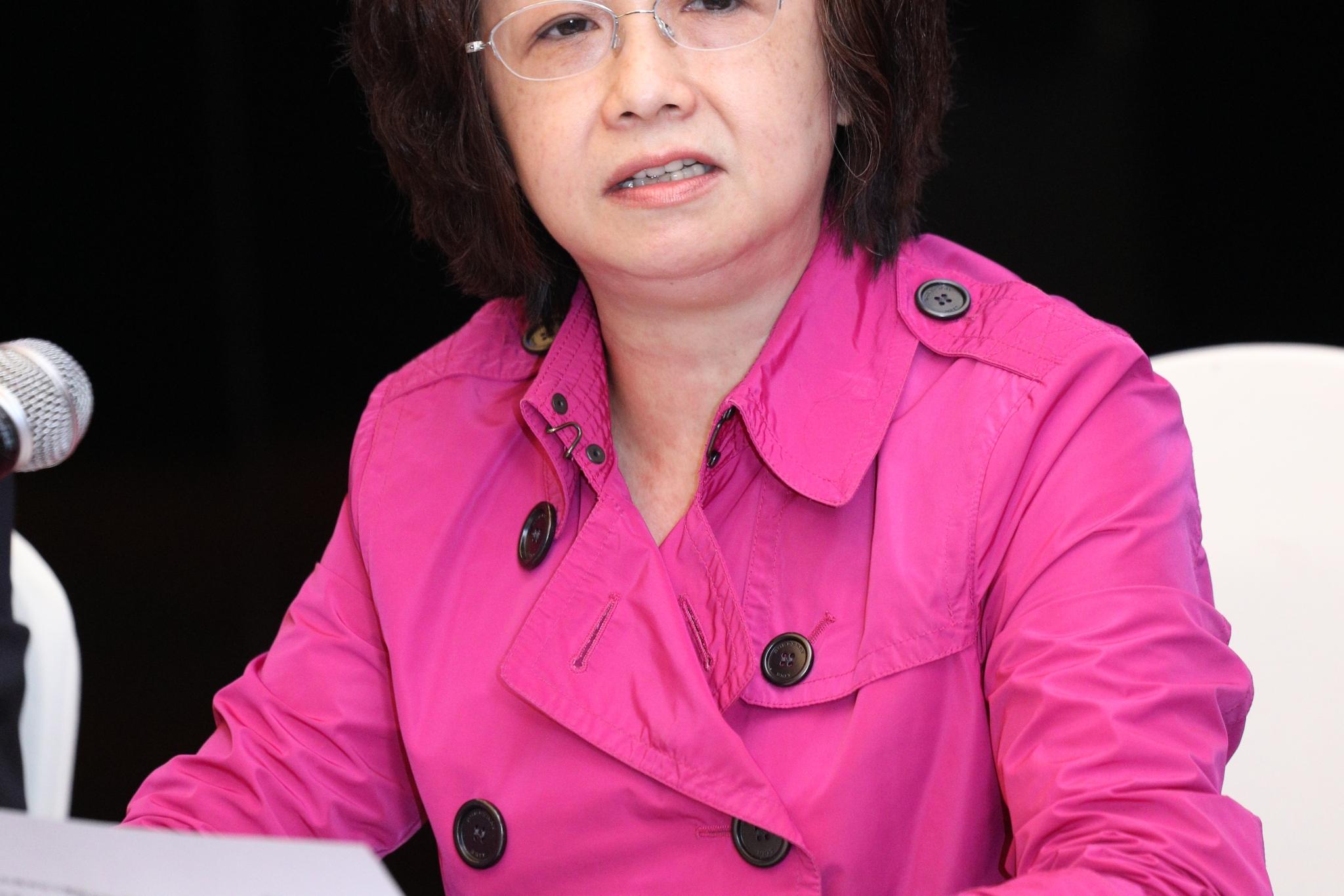 廣東省作協黨組成員、專職副主席兼秘書長蘇毅