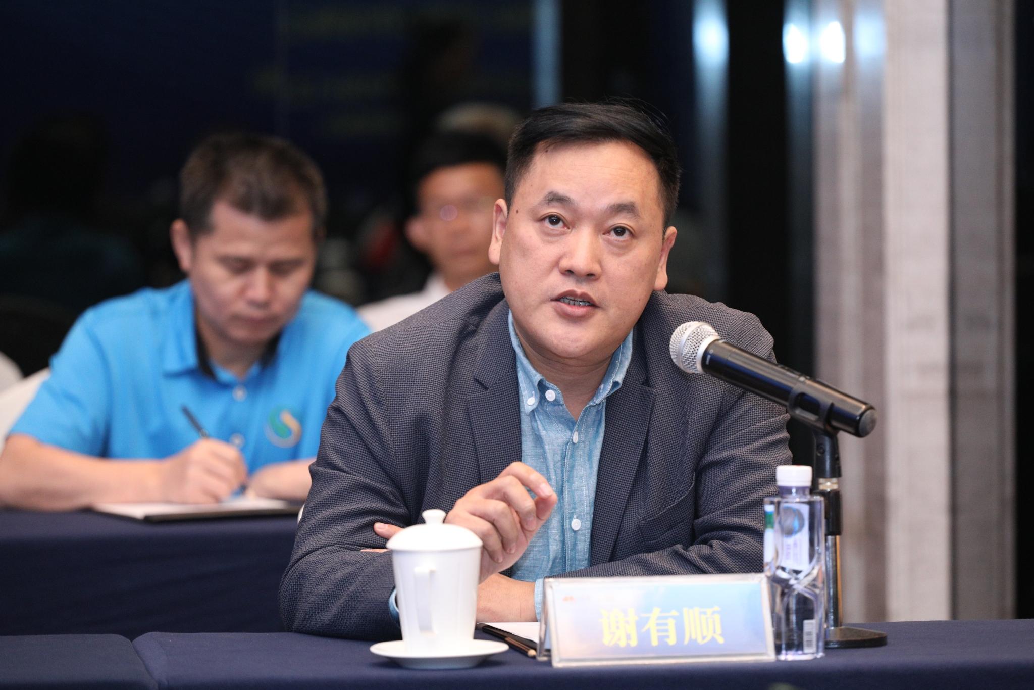 廣東省作協副主席、中山大學教授謝有順