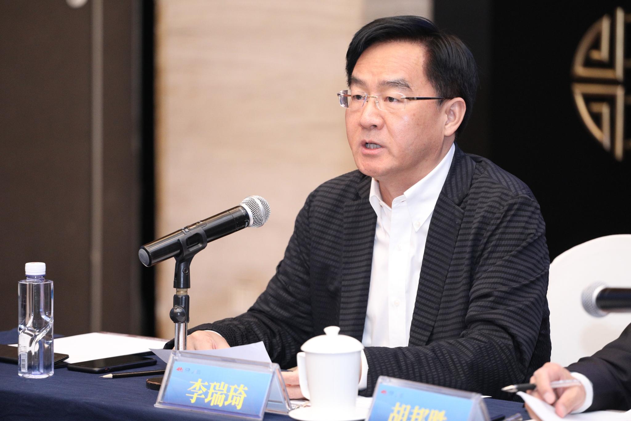 廣東省文聯副主席、深圳市文聯黨組書記、主席李瑞琦