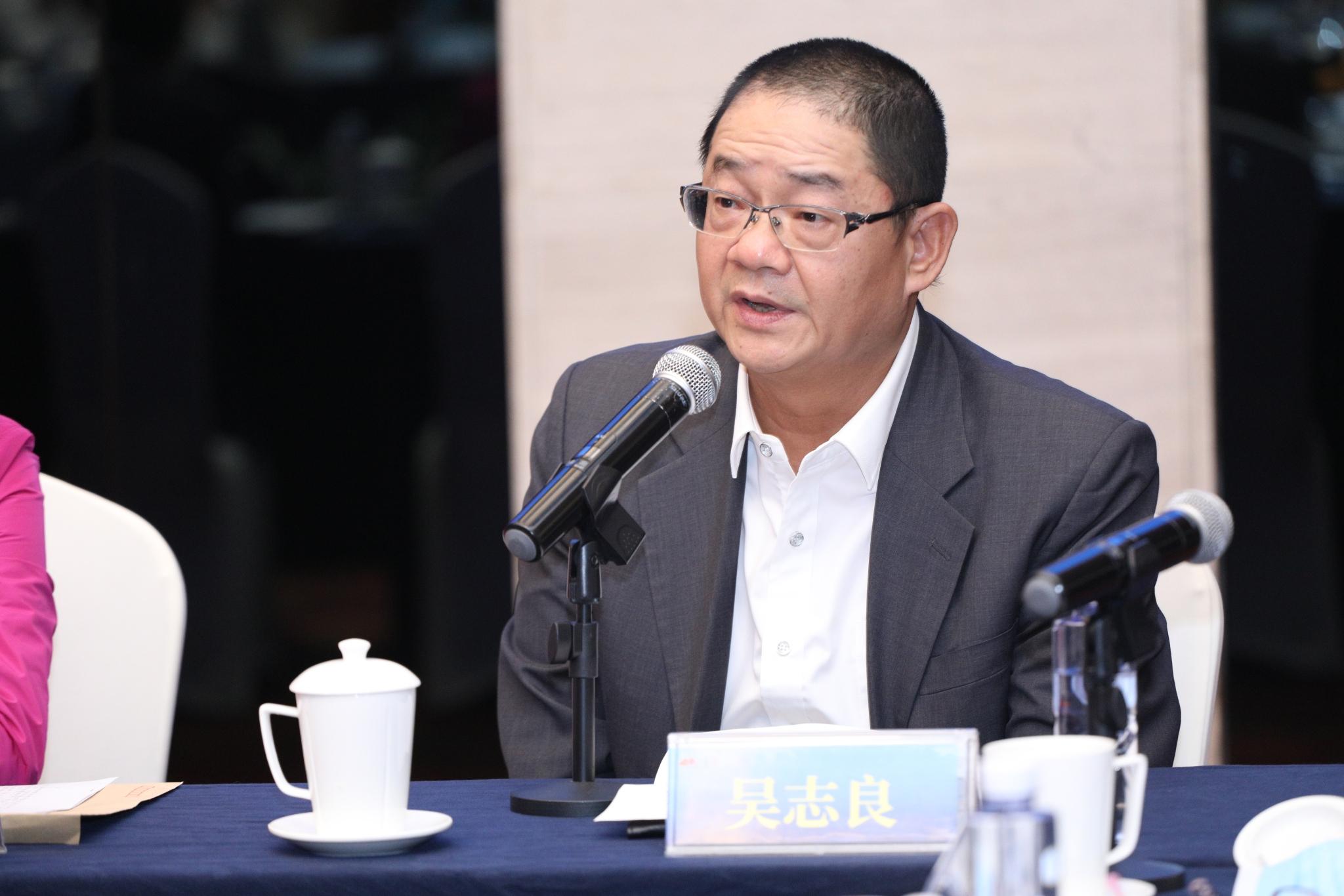 澳門基金會主席吳志良